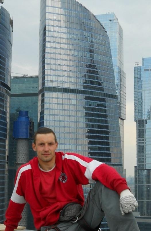 Максим Вдовкин, РФ