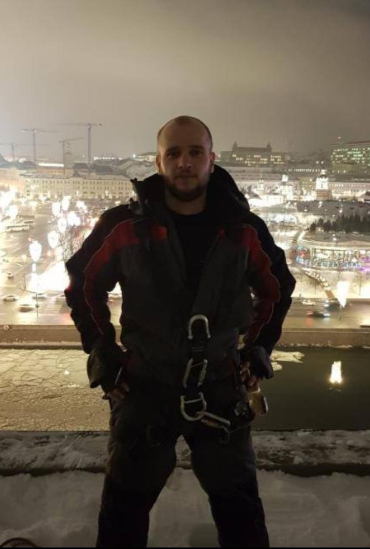 Виктор Марков, РФ