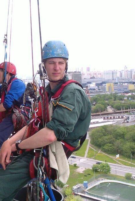 Андрей Мерзликин, РФ