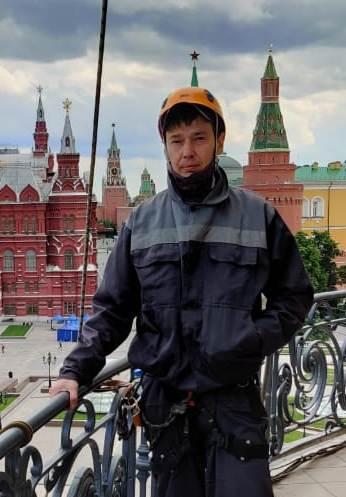 Денис Ивашкин, РФ