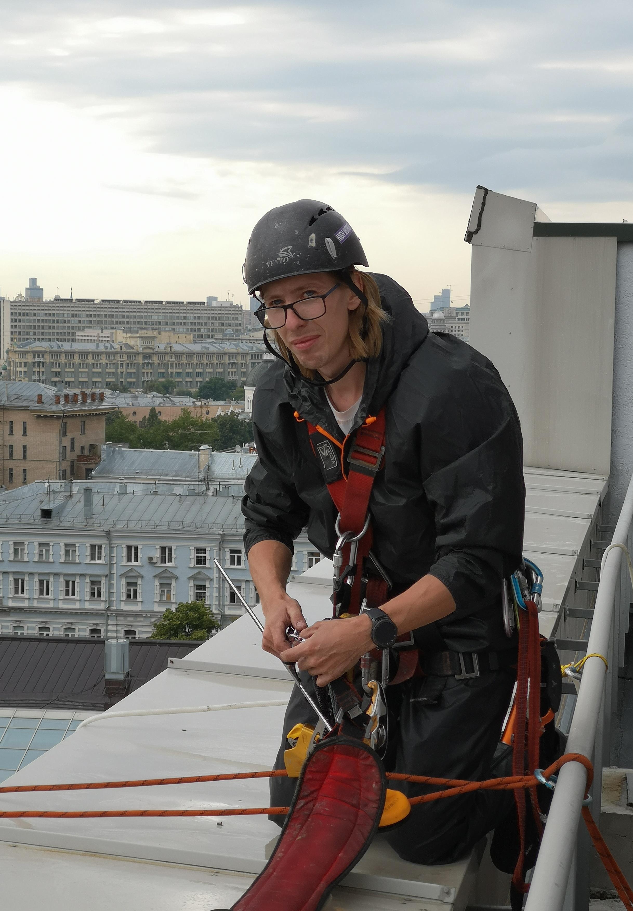 Алексей Мерзликин, РФ